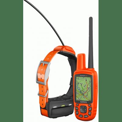 GPS трекер (навигатор) с ошейником для собак Garmin Alpha 50
