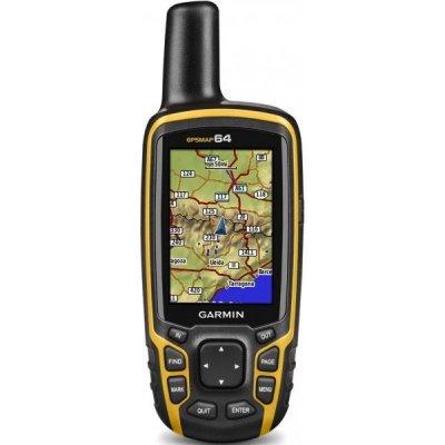 Туристический GPS/Глонасс навигатор Garmin GPSMAP 64