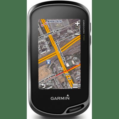 Портативный туристический GPS навигатор Garmin Oregon 700T
