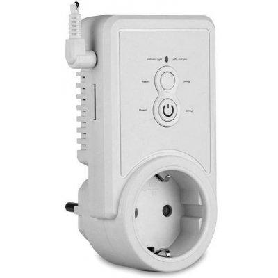 Умная GSM розетка с датчиком температуры Millenium WT21 (PRO 10)