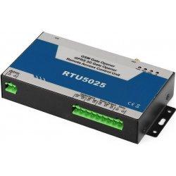GSM контроллер управления воротами и шлагбаумом RTU5025
