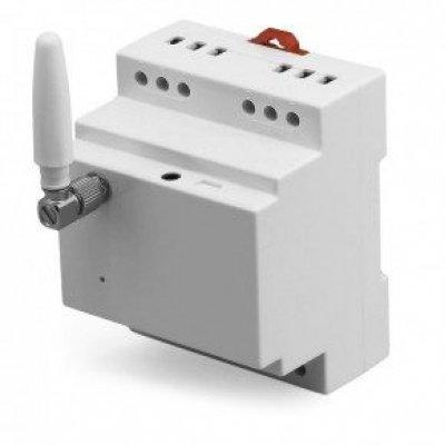GSM контроллер управления питанием на DIN-рейку SimPal-D210 (gsm реле)