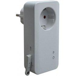 Умная GSM розетка с датчиком температуры и дистанционным управлением SimPal-T4