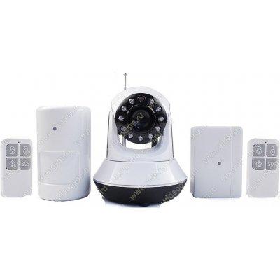 Беспроводная GSM Wi-Fi видеосигнализация Страж Obzor E800A-3G