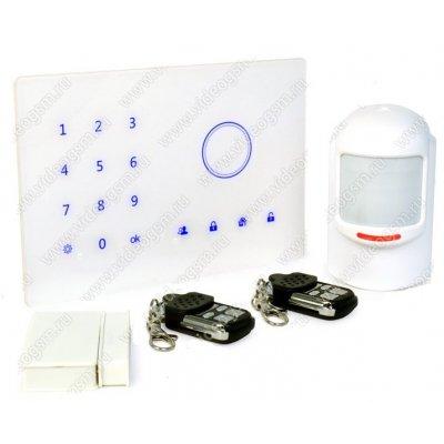 Беспроводная охранная GSM сигнализация Страж Сенсор-люкс