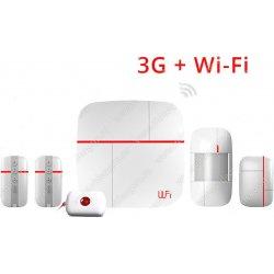 Беспроводная охранная gsm сигнализация с поддержкой 3g и wifi сетей Страж Smart 3G