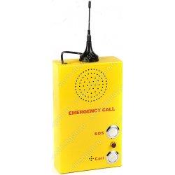 Кнопка тревожной сигнализации со встроенным обогревом GSM-модуля Страж SOS-GSM-Н