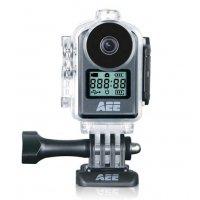 Миниатюрная Full-HD экшн-камера c Wi-Fi модулем и аква-боксом AEE MD10