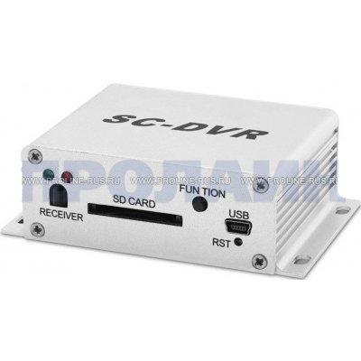 Видеорегистратор миниатюрный одноканальный с записью на SD DVR-V01