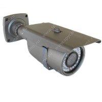Цветная уличная камера с вариофокальным объективом Kadymay 6215Q