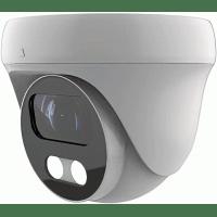Купольная антивандальная HD-TVI камера 5Mp с LED подсветкой Longse FullColor CM500