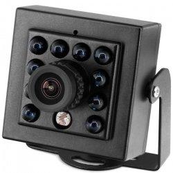 Внутренняя миниатюрная AHD камера с ИК подсветкой Proline AHD-VD1034IR