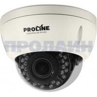 Купольная гибридная камера с вариофокальным объективом Proline PR-HD2328V