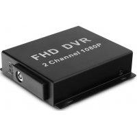Миниатюрный AHD видеорегистратор Proline PR-MDVR2312FHD на 2 канала