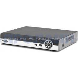 Гибридный 4-х канальный регистратор для видеонаблюдения Proline PR-X5104NM3