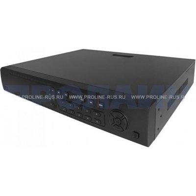 Гибридный 16-ти канальный регистратор для видеонаблюдения Proline PR-X5124