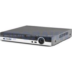 Гибридный 8-16-ти канальный регистратор для видеонаблюдения Proline PR-X5208NM5
