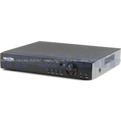 Гибридный 4-х канальный регистратор для видеонаблюдения Proline PR-X2104NLM1