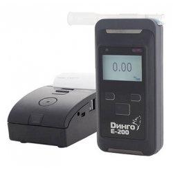 Профессиональный алкотестер Динго Е-200