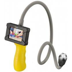 Камера эндоскопическая детская (эндоскоп) с экраном и подсветкой Bresser (Брессер) National Geographic