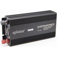 Автомобильный инвертор (преобразователь напряжения) Eplutus PW-1500 (24-220)