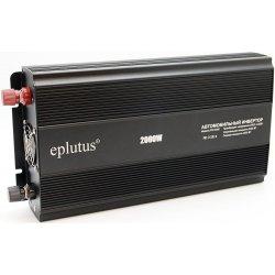 Автомобильный инвертор (преобразователь напряжения) Eplutus PW-2000 (24-220)