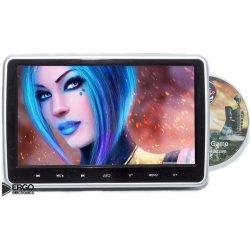 Навесной монитор на подголовник с DVD и медиаплеером ERGO ER10VS AUTO