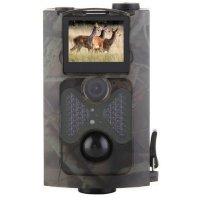 Фотоловушка для охоты и охраны Филин 120 MMS 3G NEW (Suntek HC-550G)