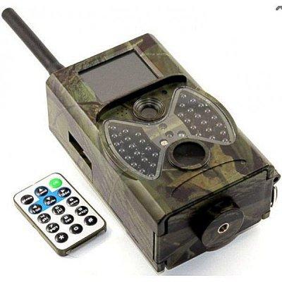 Фотоловушка для охоты и охраны с MMS и 3G 16MP Филин MMS 350G (Suntek HC-350G)