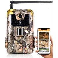 Фотоловушка для охраны и охоты Филин HC-900 LTE-Pro-4K