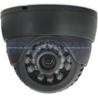 Купольная USB DVR камера с ИК подсветкой и записью на карту памяти Proline PR-DV103H