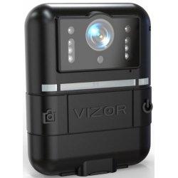 Носимый (персональный) нагрудный мини видеорегистратор VIZOR-1-64