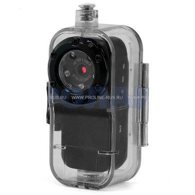 Миниатюрная Full-HD экшн-камера 5 Мп с аква-боксом F38