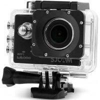 Экшн камера 4K c Wi-Fi модулем и аква-боксом SJCAM SJ5000x Elite
