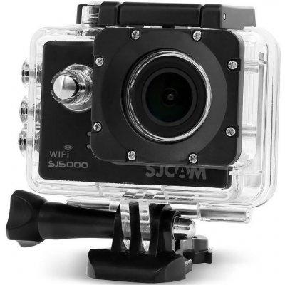 Экшн камера c Wi-Fi модулем и аква-боксом SJCAM SJ5000 WiFi