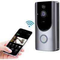 Беспроводной IP Wi-Fi видеодомофон с записью ACTOP M3-2mp-T