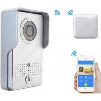 Уличный беспроводной Wi-Fi видеодомофон с удаленным доступом ACTOP 602 Wi-Fi HD