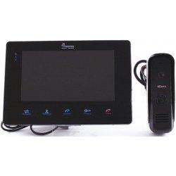 Цветной проводной видеодомофон с записью и датчиком движения HDcom B-707