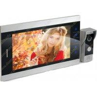 Цветной AHD видеодомофон с записью и датчиком движения HDcom S-108AHD