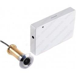 Дверной wi-fi видеоглазок с датчиком движения iHome-GLAZ