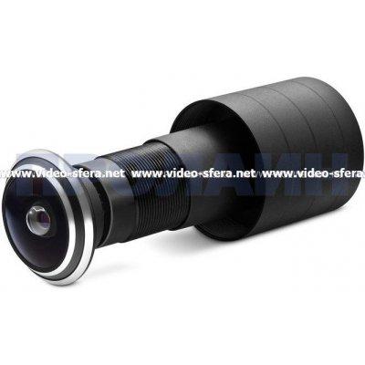 Цветной аналоговый проводной видеоглазок с широким углом обзора 108S Color