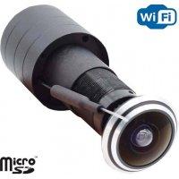 Цифровой Wi-Fi видеоглазок с записью и датчиком движения KDM XM200-8GH