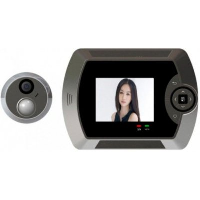 Видеоглазок  с записью и датчиком движения i-Corder lux (Home Lux)