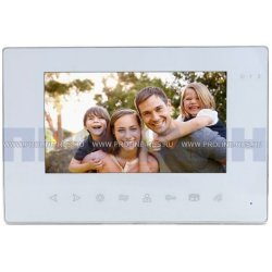 Цветной WiFi IP видеодомофон с записью и удаленным доступом Proline DF-J714HDWF