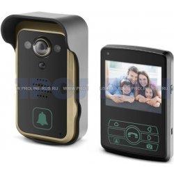 Беспроводной видеодомофон с записью фото и датчиком движения Proline PR-RF351HM
