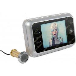 Дверной цифровой видеоглазок Sitek-DVR-2 с записью фото и видео