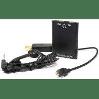 Цифровой мини диктофон с наушниками и стереозаписью Edic-mini 24bs A54 300h