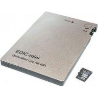 Цифровой мини диктофон для записи разговоров Edic-mini CARD16 A91М