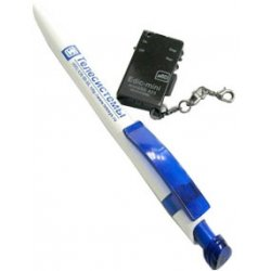 Цифровой мини диктофон для скрытой записи Edic-mini microSD A23
