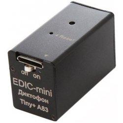 Цифровой скрытый мини диктофон в металлическом корпусе Edic-mini Tiny+ A83 150h